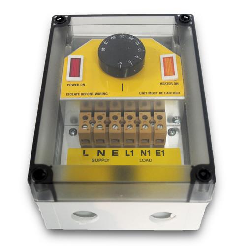Air Sensing Thermostat